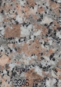 3246 - это название цвета и покрытия для категории Пластики ARPA под Камень