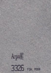 3326 - это название цвета и покрытия для категории Пластики ARPA под Камень
