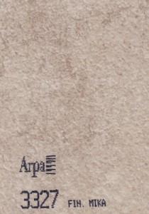 3327 - это название цвета и покрытия для категории Пластики ARPA под Камень