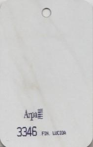3346 - это название цвета и покрытия для категории Пластики ARPA под Камень