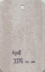3376 - это название цвета и покрытия для категории Пластики ARPA под Камень