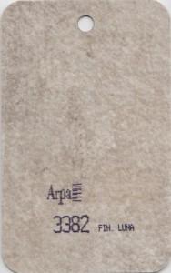3382 - это название цвета и покрытия для категории Пластики ARPA под Камень