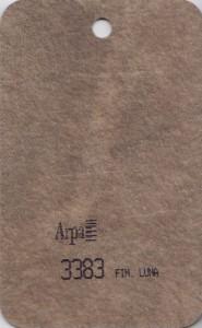 3383 - это название цвета и покрытия для категории Пластики ARPA под Камень