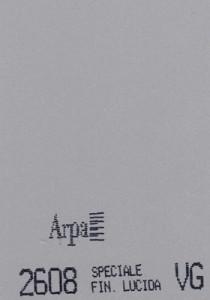 2608 - это название цвета и покрытия для категории Пластики ARPA под Металл